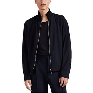 Barney's New York. Structured bomber jacket.